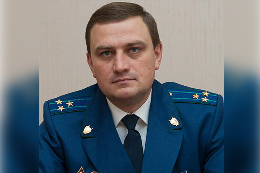 Назначен прокурор города Мичуринска