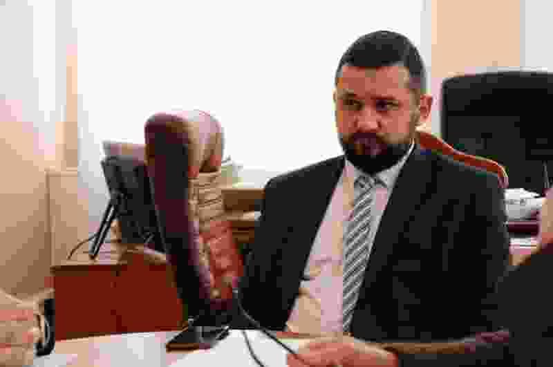 Недавно назначенный на пост замглавы администрации Тамбова Сергей Белов покидает должность