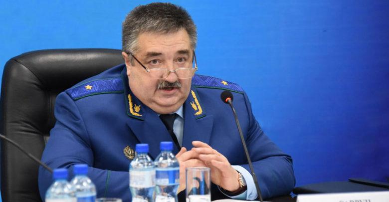 Николай Саврун может занять кресло прокурора Воронежской области