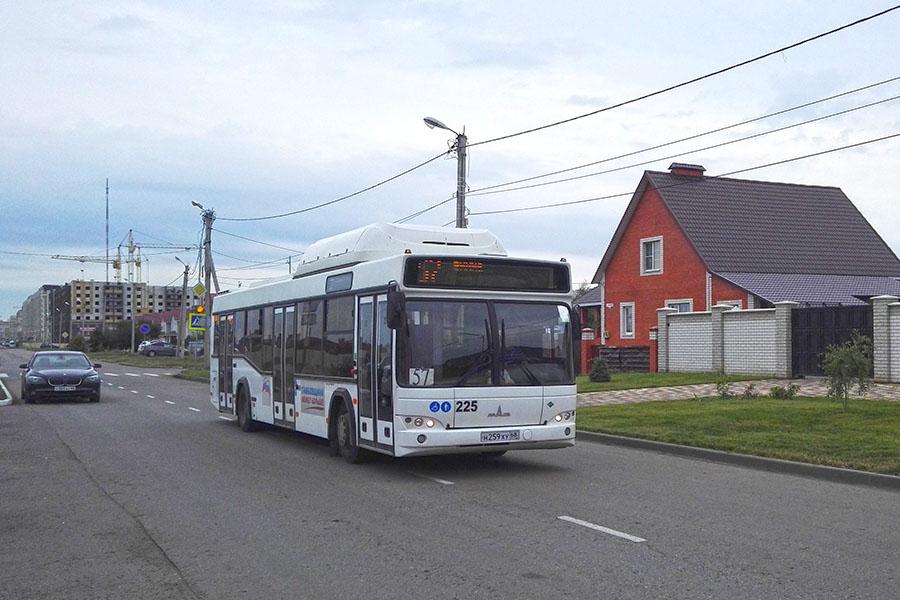 По двум тамбовским маршрутам пустили дополнительные автобусы