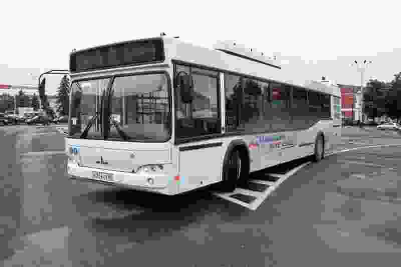 По городскому маршруту №20 в Тамбове пустят автобусы