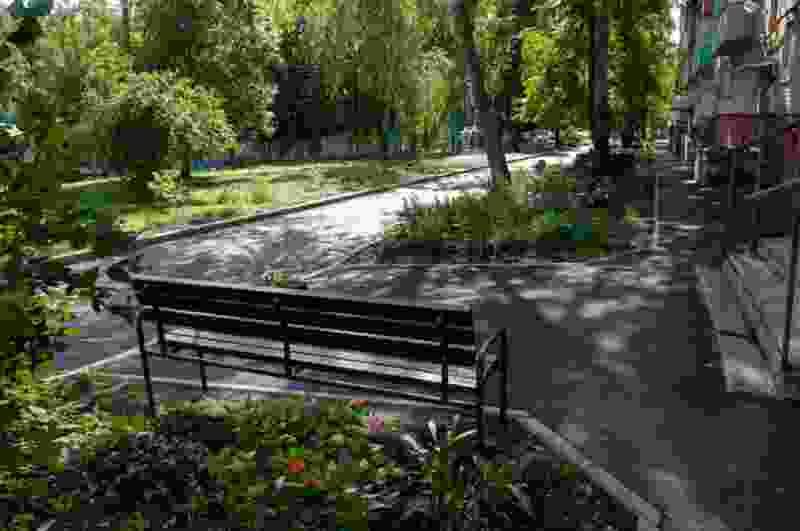 С 1 июля стартует приём заявок на благоустройство тамбовских дворов