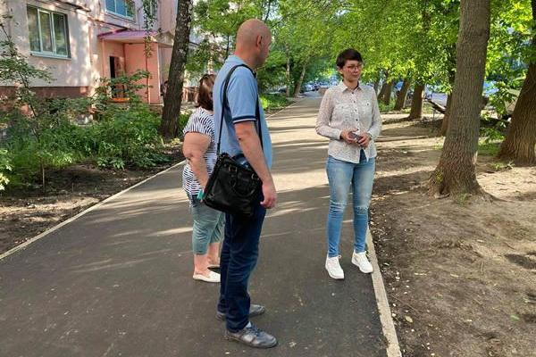С 1 июля в Тамбове начнут принимать заявки на благоустройство дворов