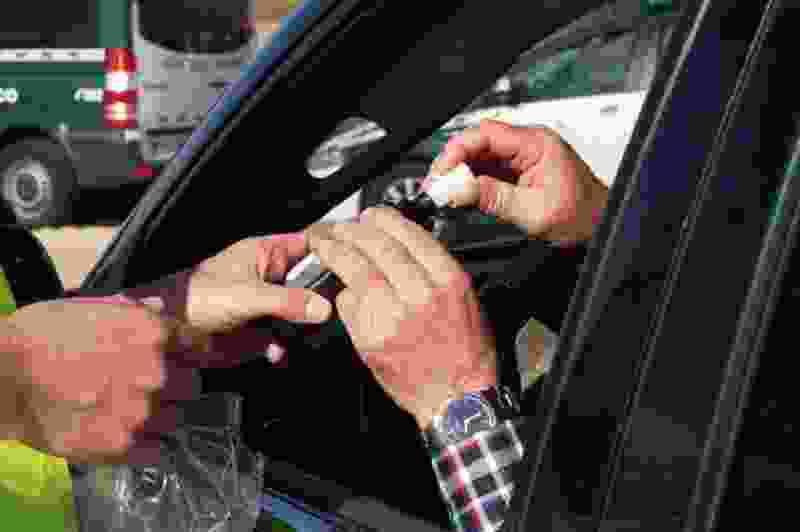 Сотрудники тамбовского УГИБДД за сутки лишили прав 26 пьяных водителей