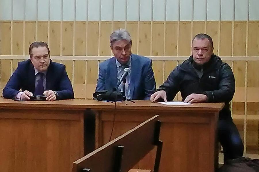 Суд отказался менять приговор бывшему главе Мичуринска