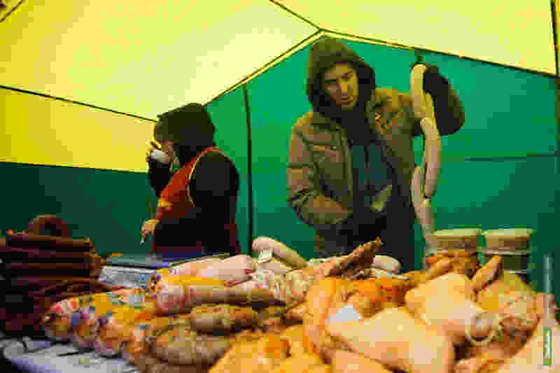 Тамбовчан приглашают на ярмарки выходного дня