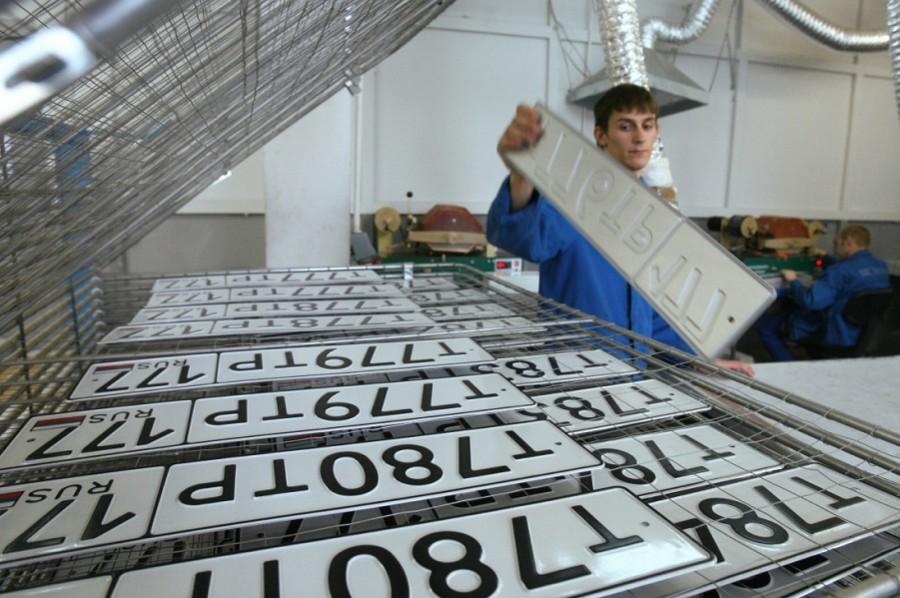 Тамбовские водители смогут получать номера с трехзначным кодом региона