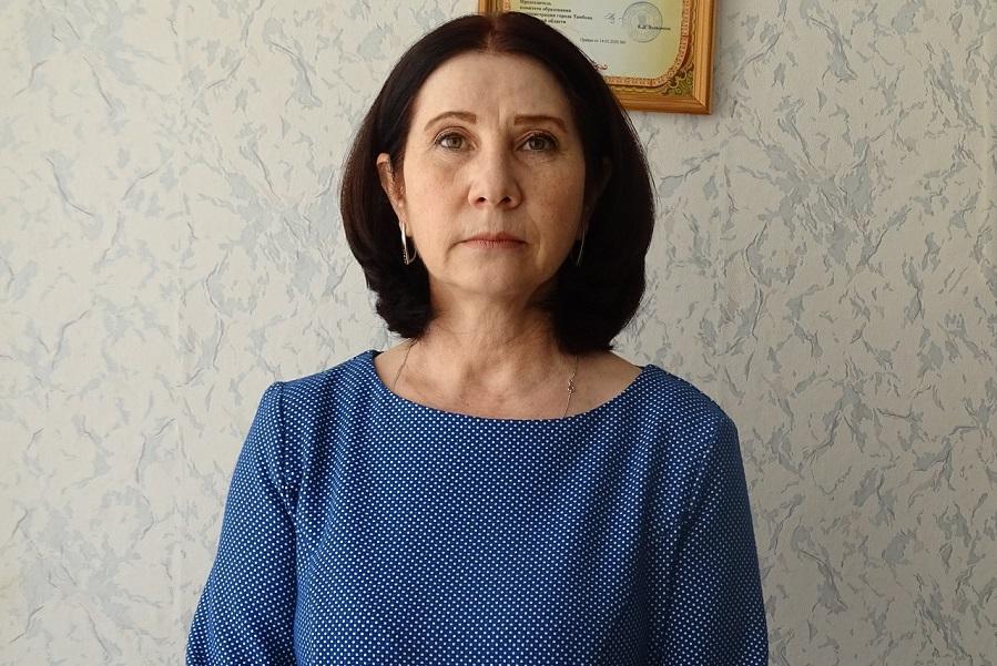 Тамбовский педагог-психолог вошла в число призёров профессионального конкурса