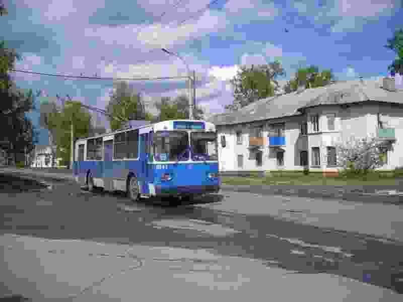 Троллейбусы Тамбова опасны для жизни тамбовчан