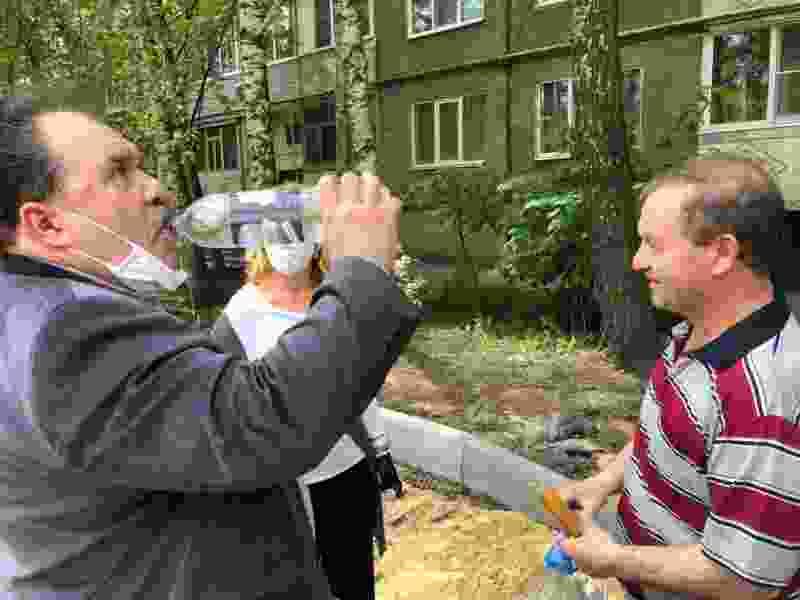 Центр гигиены провёл исследование и рекомендовал жителям деревни Красненькая Тамбовского района не пить воду из-под крана без кипячения