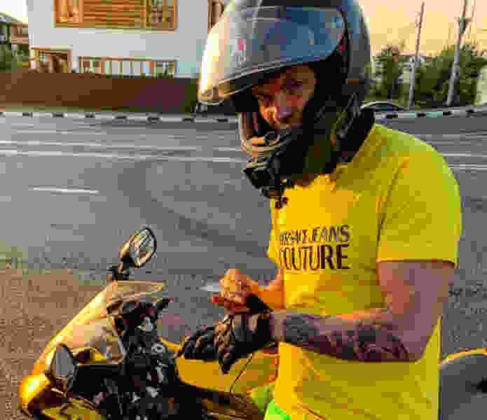 В аварии погиб известный мотоблогер Diablo R1: он двигался из Тамбова в Волгоград