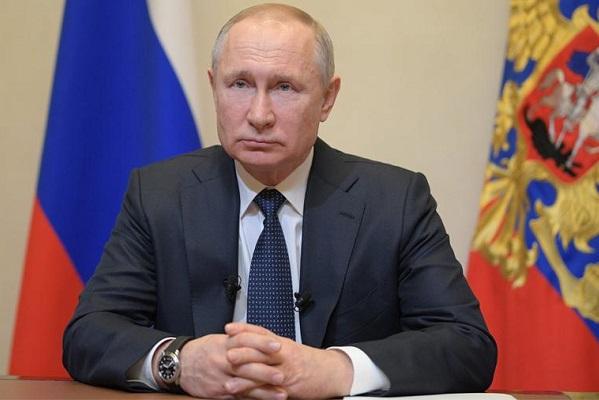 В Кремле не исключили обращения Путина к россиянам перед основным днем голосования