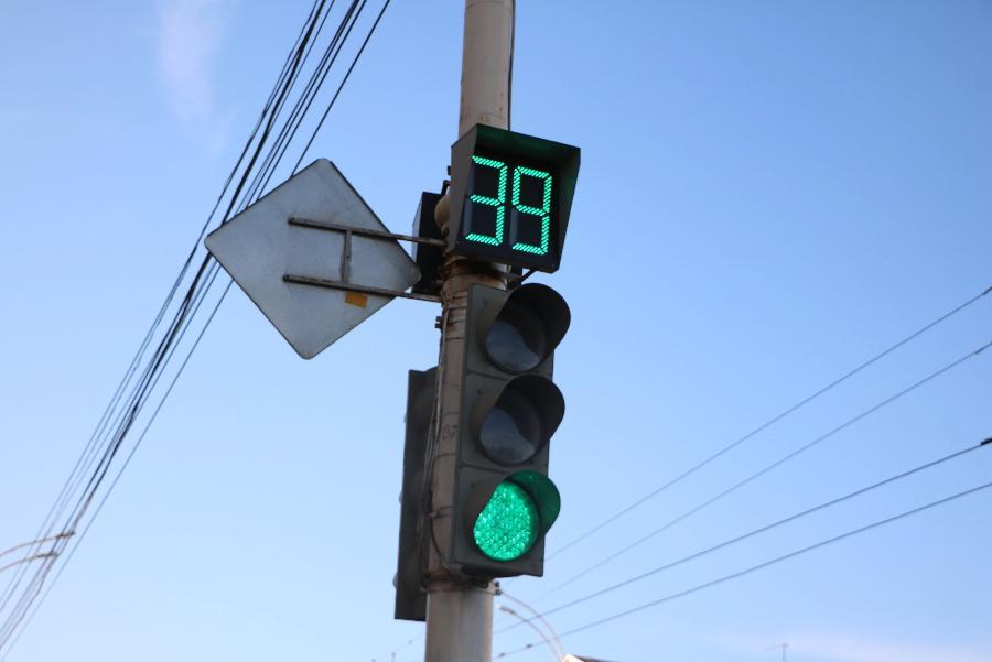 В Тамбове на улицах Советского района не хватает светофоров