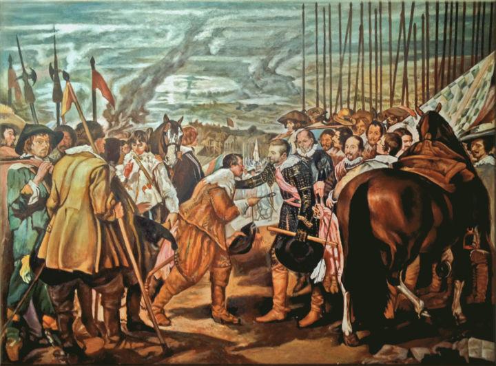 В Тамбове открыли выставку картин испанского художника Диего Веласкеса