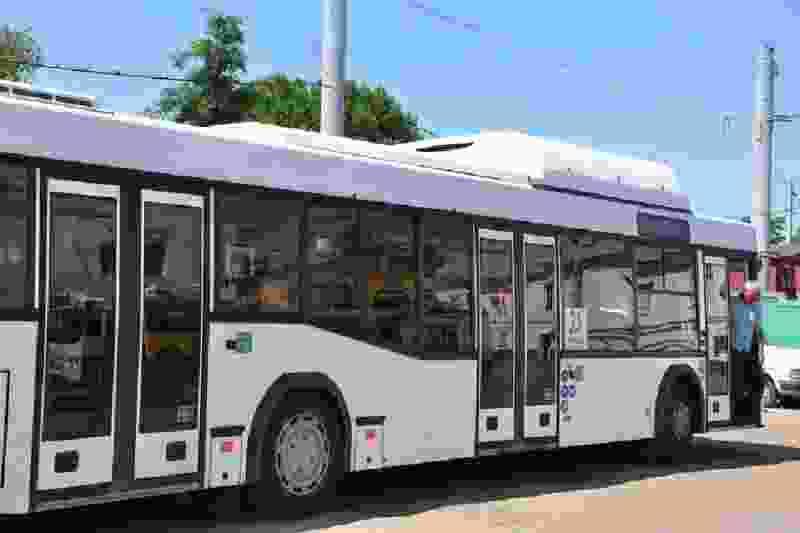 В Тамбове старые троллейбусы заменили автобусами с кондиционерами