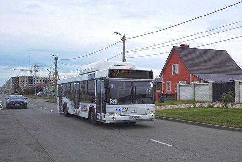 В Тамбове усилили два автобусных маршрута