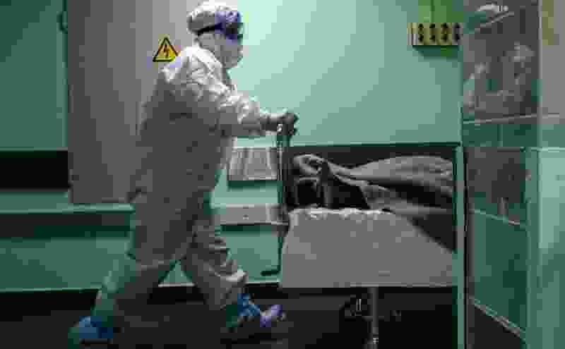 В Тамбовской области 21 случай смерти от коронавирусной инфекции