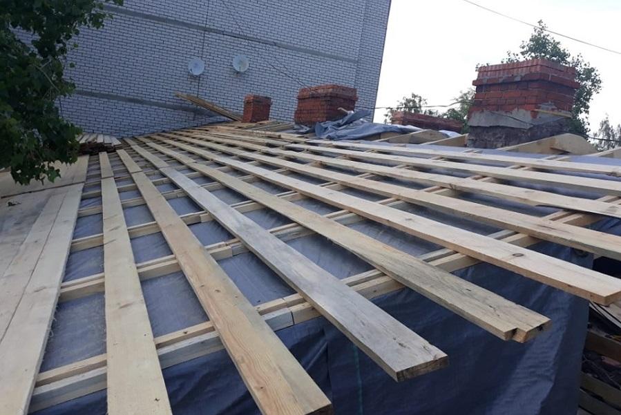 В Тамбовской области капитальный ремонт ведется в 41 многоквартирном доме