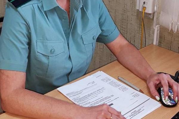 В Тамбовской области мужчина оплатил задолженность после 20 часов обязательных работ
