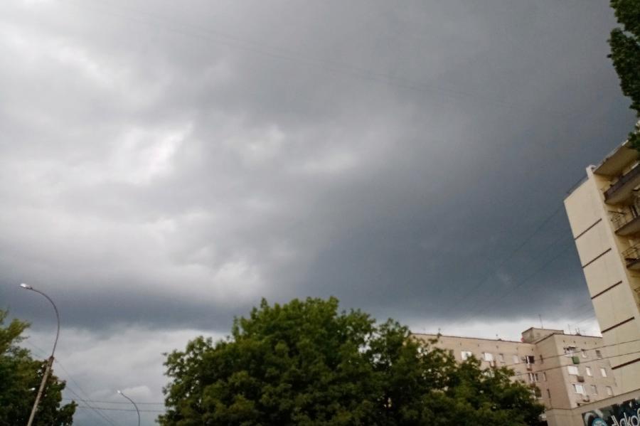 В Тамбовской области ожидается гроза и усиление ветра