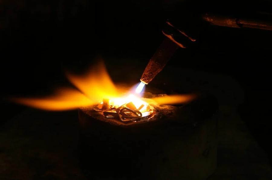 В Тамбовской области рабочий получил сильные ожоги