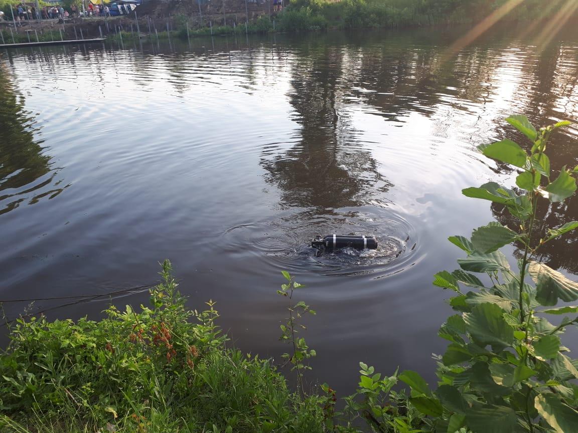 В Тамбовской области утонул 8-летний мальчик