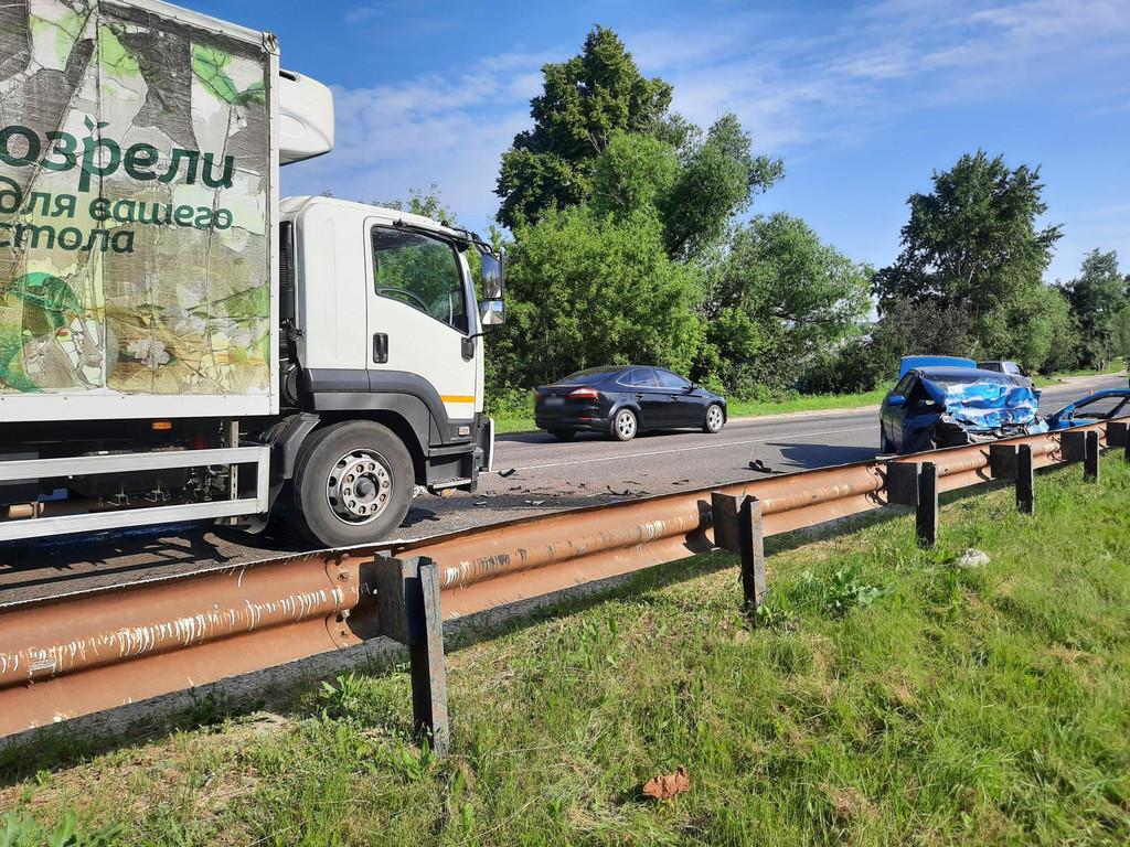 В Тамбовской области в ДТП скончался 36-летний парень: он не справился с управлением и выехал на «встречку»