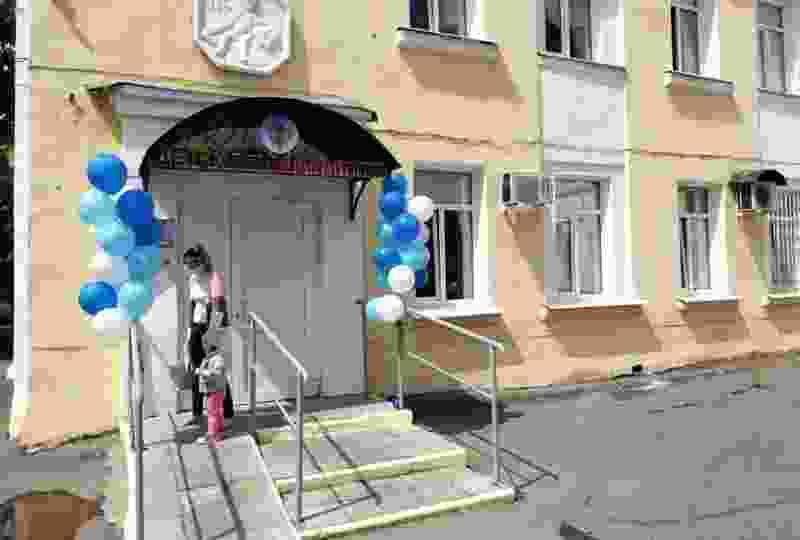 В Тамбовском кожвендиспансере открыто детское отделение