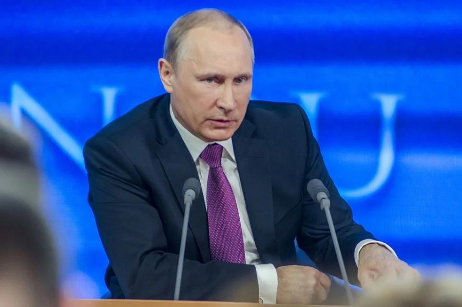 Владимир Путин не исключил повторного выдвижения на новый президентский срок