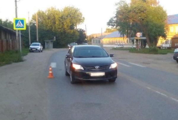 Водителя, который сбил девочку на пешеходном переходе в Моршанске, осудили