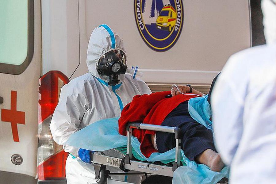 За сутки в России выявили менее 8 тысяч новых случаев коронавируса