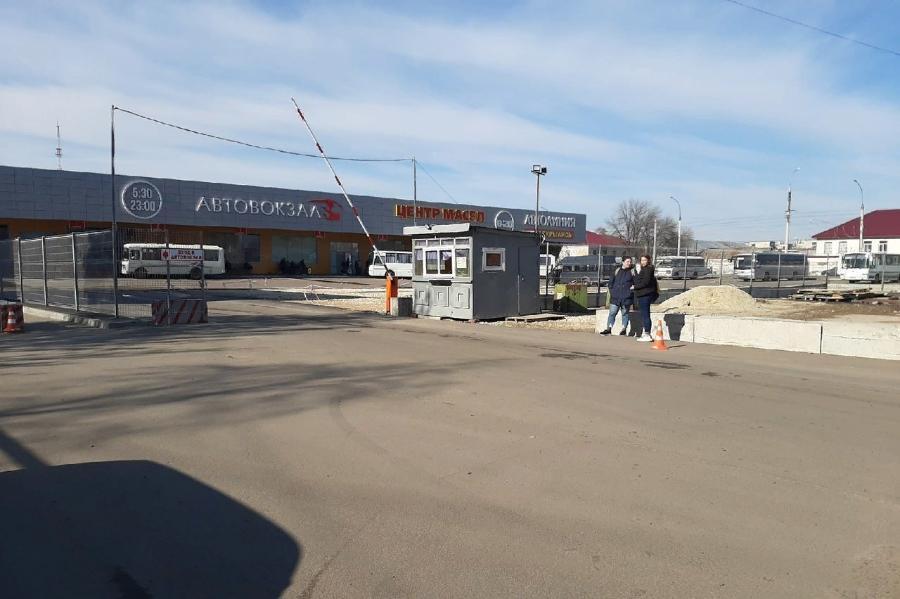 """Здание автовокзала """"Северный"""" эксплуатируется с нарушениями"""