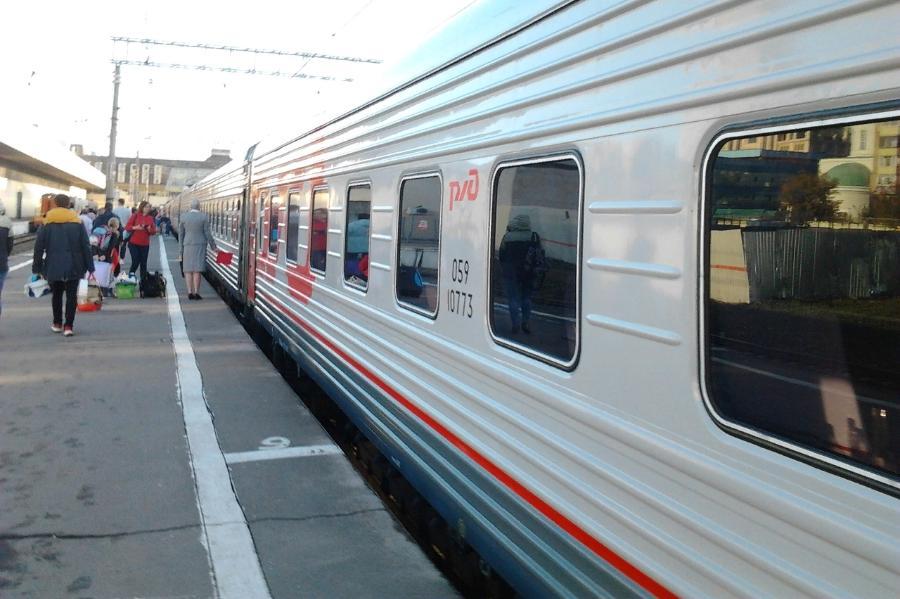Железнодорожные перевозки включили в список пострадавших от коронавируса отраслей