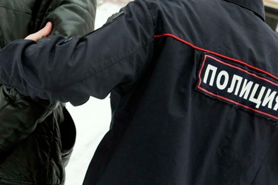 Жителя Кирсанова осудили за удар полицейского