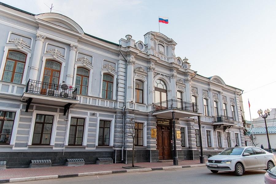 Администрация Тамбова хочет взять в кредит около 2 миллиардов рублей