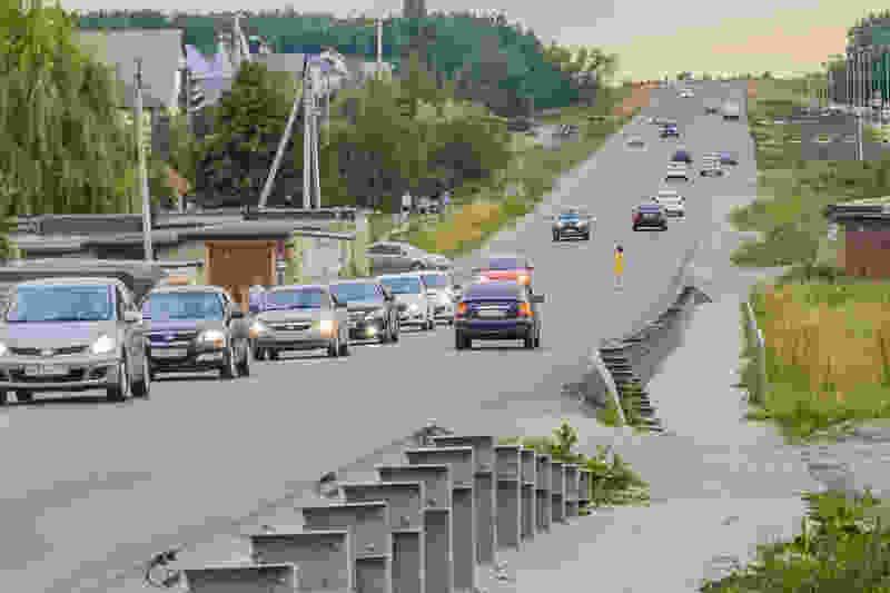 Администрация Тамбова выкупает 17 гаражей под снос для строительства дороги на Магистральной