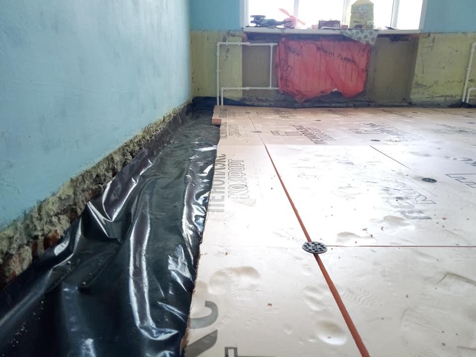 Базовый детсад Рассказовского района продолжают капитально ремонтировать