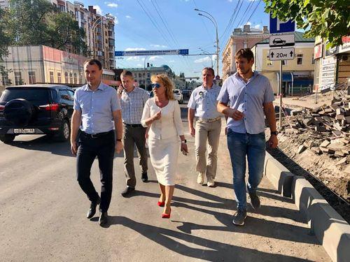 Безопасность и удобство пешеходов — приоритет любых дорожных работ