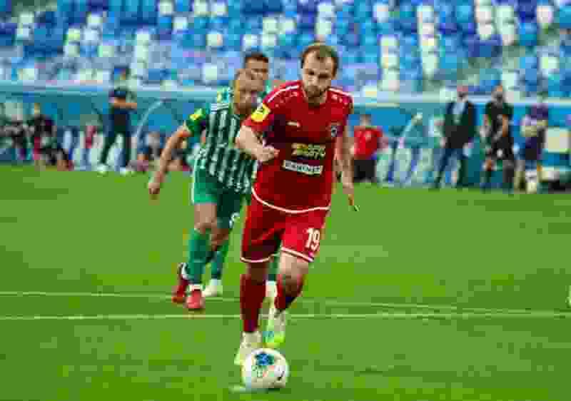 Благодаря системе VAR в матче «Тамбов» – «Ахмат» забиты два гола