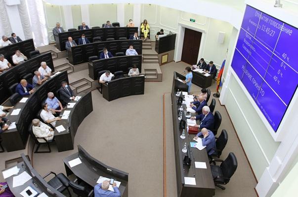 Бюджет Тамбовской области увеличился на два миллиарда рублей