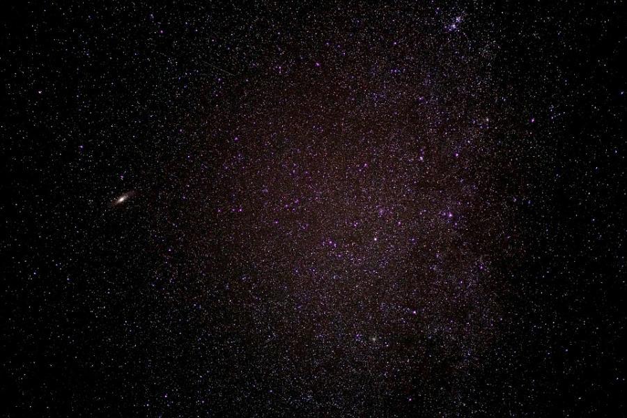 Этой ночью тамбовчане могут увидеть сразу два звездопада