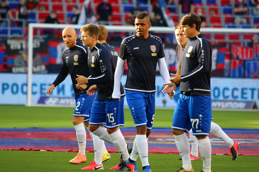 ФК «Тамбов» до конца недели пополнится новыми игроками