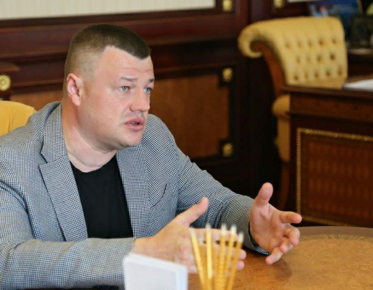 Губернатор Тамбовской области и глава Крыма обсудили совместную реализацию инвестиционных проектов
