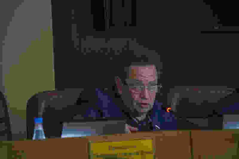 Комитет по местному самоуправлению Тамбовской городской Думы сохранил за Геннадием Берстенёвым звание Почётного гражданина