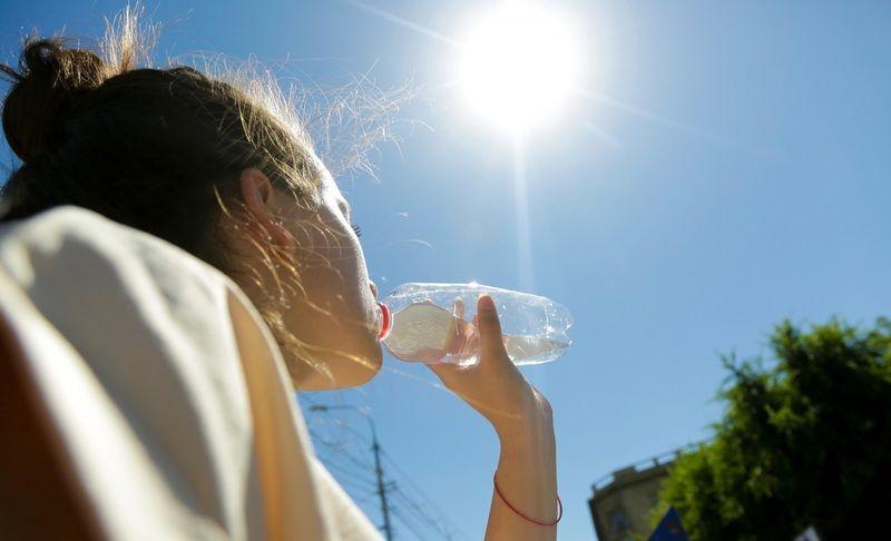 МЧС предупреждает об аномально жаркой погоде в регионе