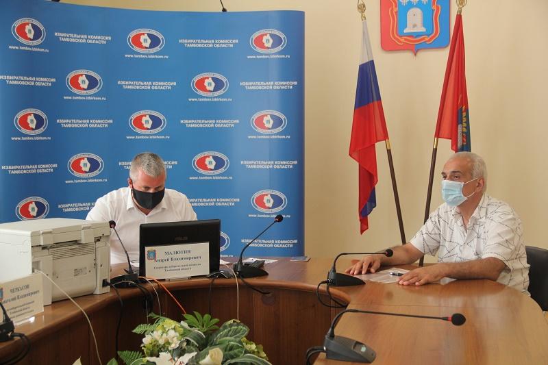 На кресло губернатора Тамбовской области претендуют уже шесть кандидатов