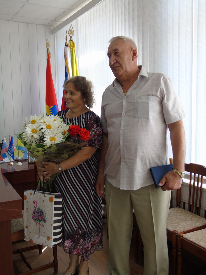 Награды за супружескую верность удостоены две семьи Моршанского района