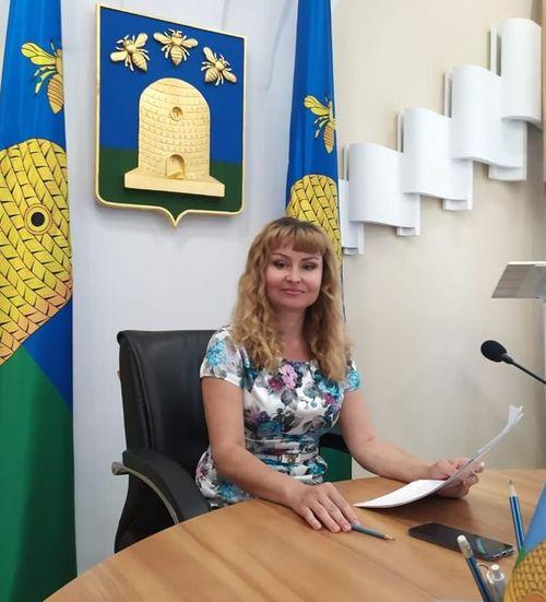 Представитель администрации Тамбова вошла в число лучших муниципальных служащих региона