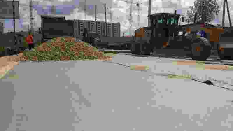 Продлили срок перекрытия улицы Гвардейской на севере Тамбова