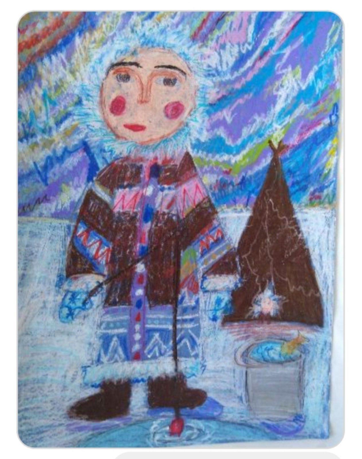 Школьница из Тамбова стала победительницей международного конкурса рисунков